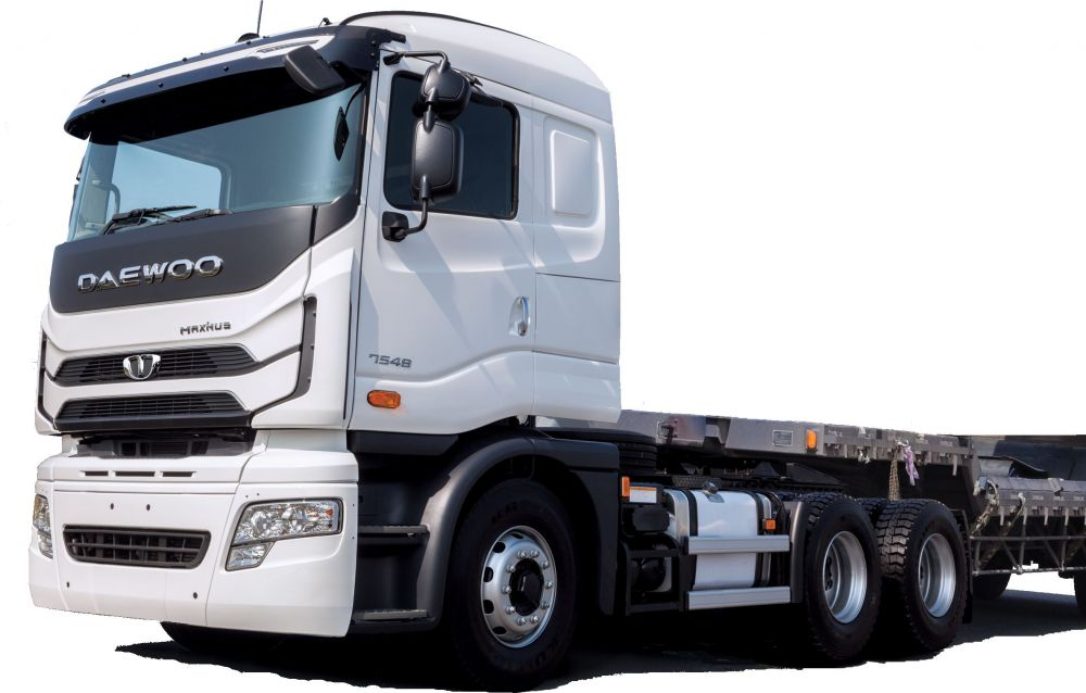 Daewoo Maximus 6x4 Truck Tractor