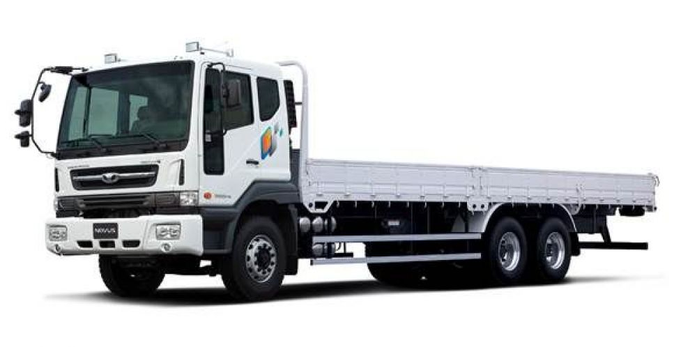 Daewoo Novus 6x4 Cargo Carrier Rigid Truck (K7CEF)