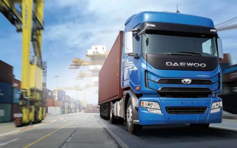 Daewoo Trucks Latest News