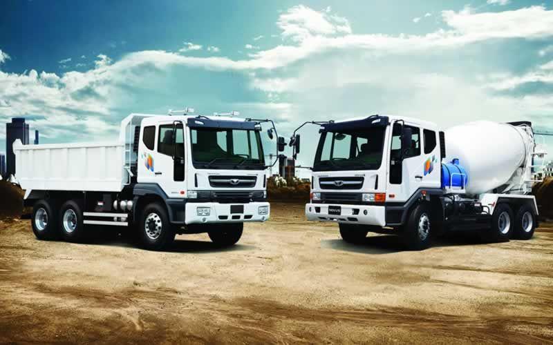 Daewoo Truck Range
